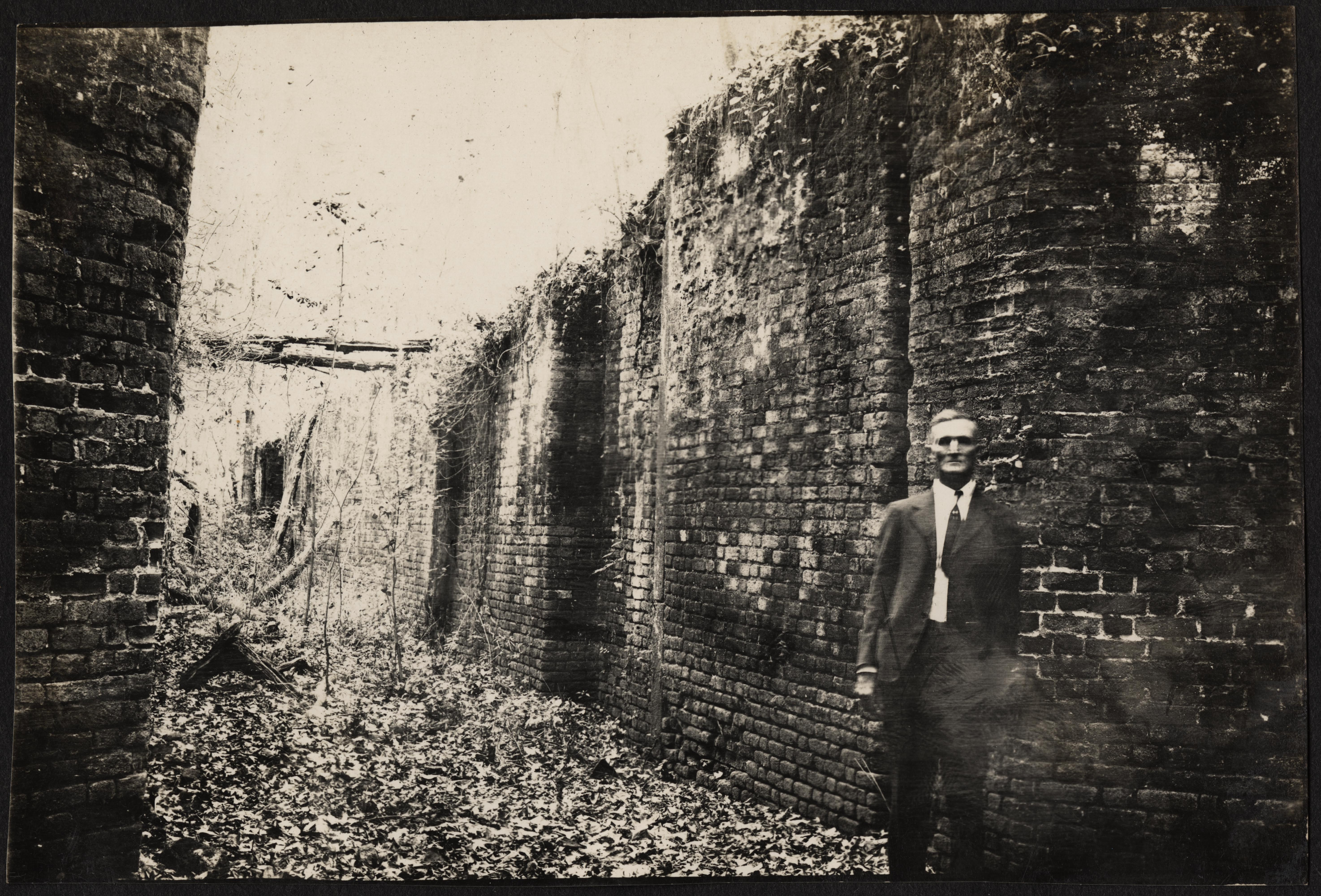 Santee-Cooper Cemetery Investigation 086