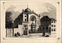 Die neue Synagoge in Stuttgart