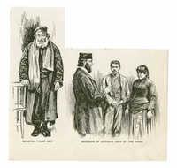 Detained Polish Jew / Marriage of Austrian Jews by the rabbi