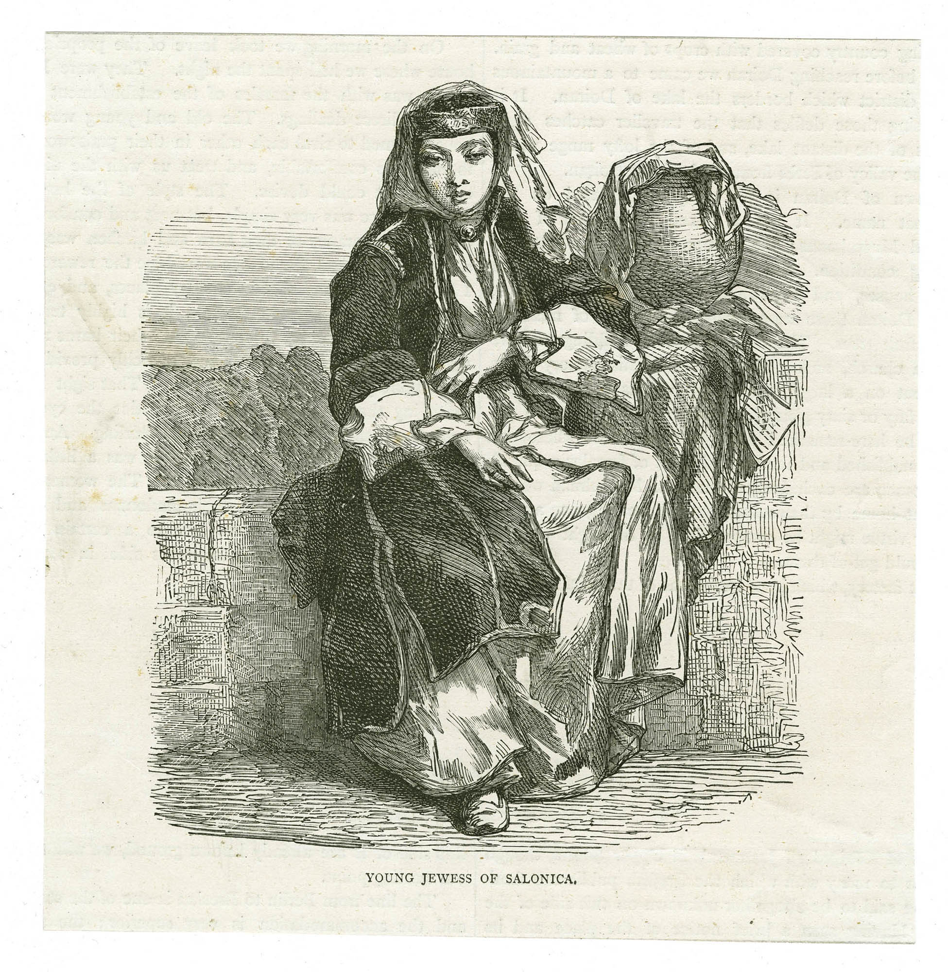Young Jewess of Salonica