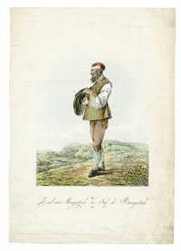 Jud aus Mungatsch / Juif de Mungatsch