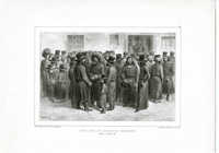 Négociants et marchands israélites. Odessa 7 Août 1837.