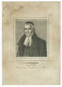 N. Wittersheim, Grand Rabbin du Consistoire Israélite à Metz