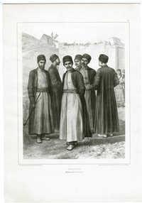 Karaïmes. Théodosie (Kaffa.) 1 Octobre 1837.