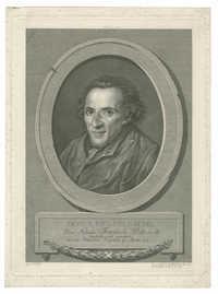 Moses Mendelssohn, dem Könige Friedrich Wilhelm II. unterthænigst gewidmet von der Jüdischen Freyschule zu Berlin 1787