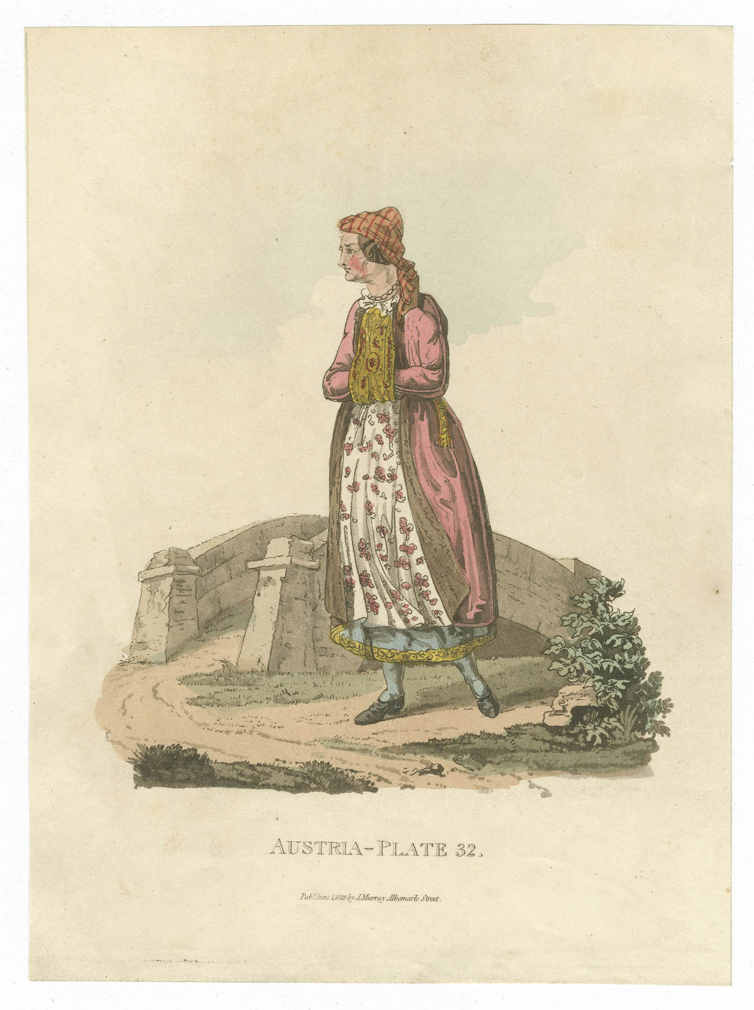 Austria--Plate 32