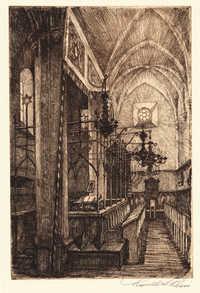[Old New Synagogue, Prague]