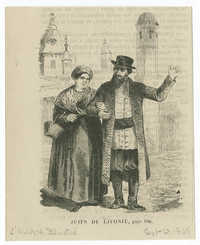 Juifs de Livonie