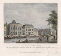 De Hoogduitsche Jooden Kerk / La Sijnagogue allemande