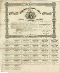 Confederate States of America Loan