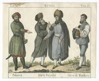 Ebrei Polacchi / Ebreo di Munkato