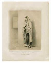 Молящійся Еврей / Juif en Priere