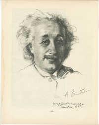 [A. Einstein]
