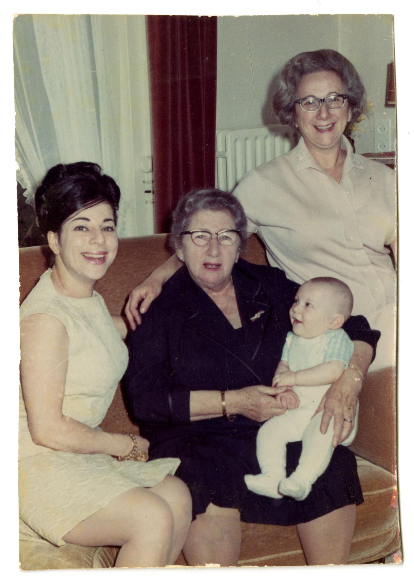 Krant family, 1967
