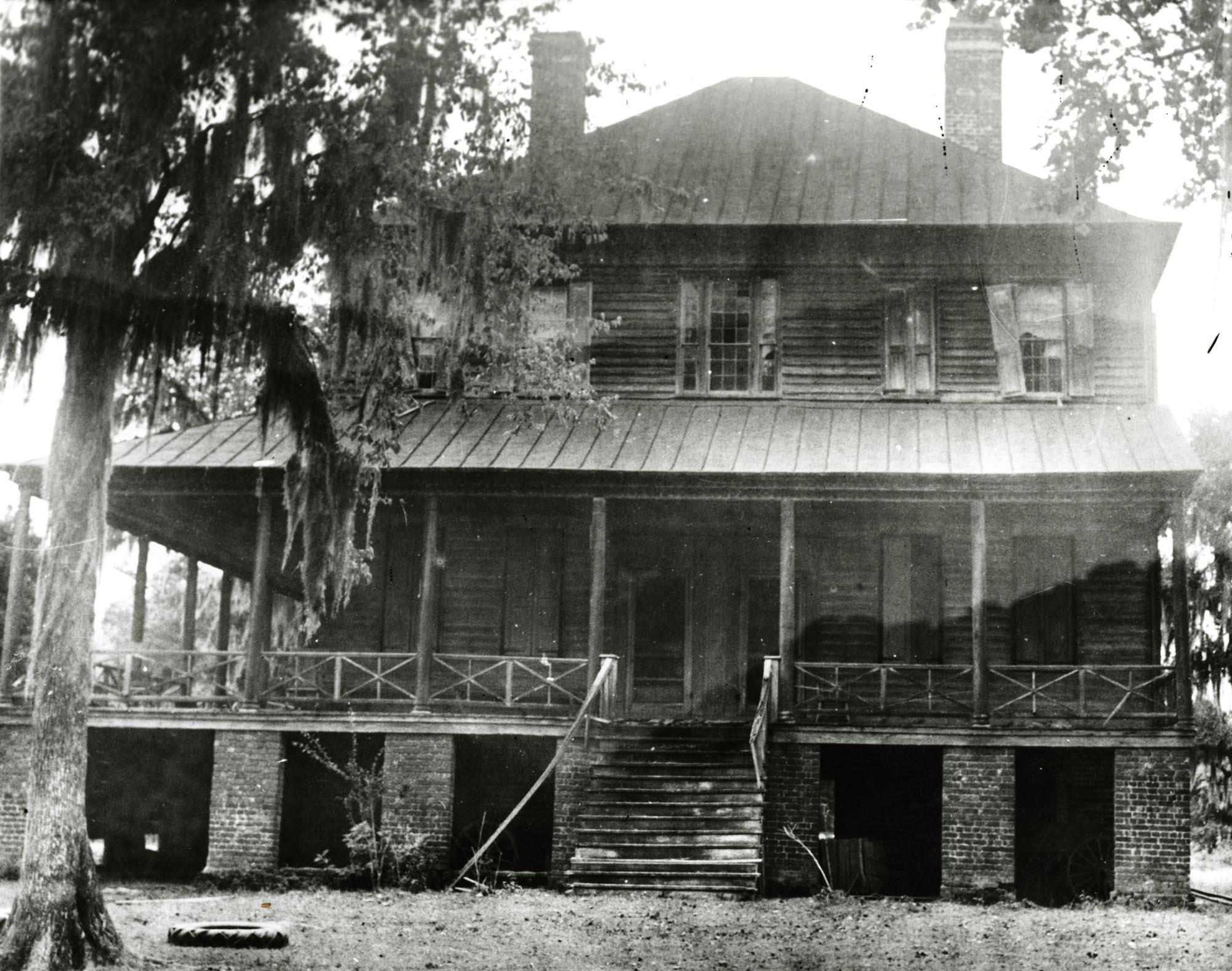 Plantations, Lawson's Pond