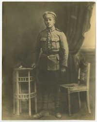 Mortre Mendel Ajzensztark, circa 1917