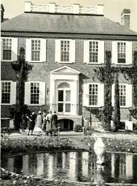 Plantations, Fenwick Hall