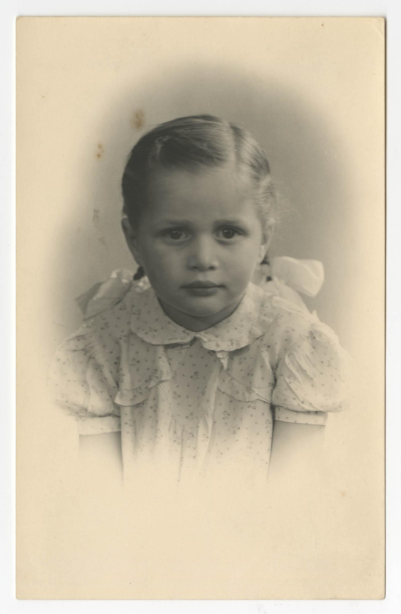 Vera Nathans, 1949