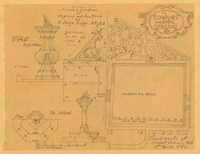 13. Sundials and garden plan