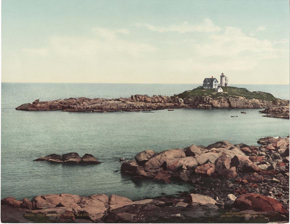 The Nubble, York, Maine