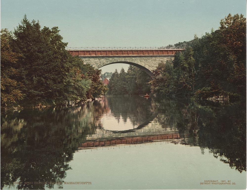 Echo Bridge, Newton, Massachusetts