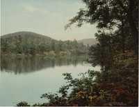 Sapphire Lake, North Carolina