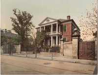 Pringle House, Charleston, S.C.