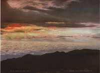 Sunrise from Pike's Peak