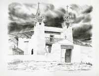 The Church at Trampas