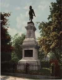 Andre Monument, Tarrytown, N.Y.