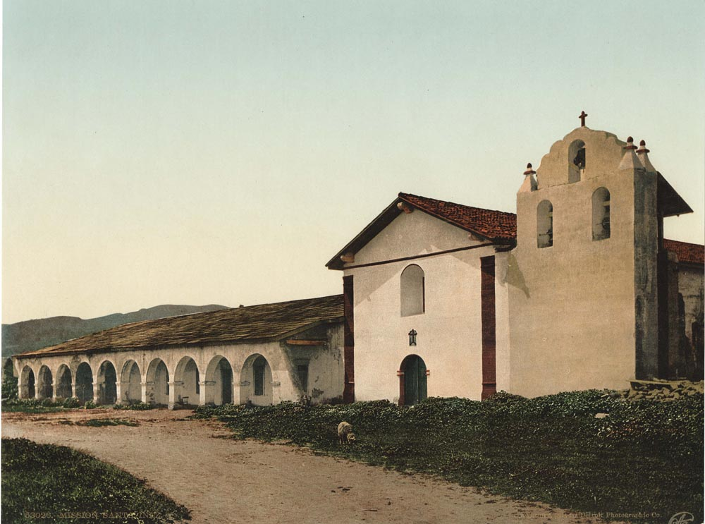 Mission Santa Inez