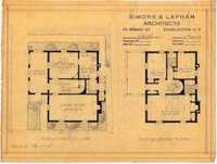 3. Floor plans for unknown house