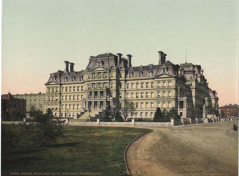 State, War and Navy Building, Washington