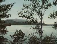 Upper St. Regis Lake, Adirondack Mountains
