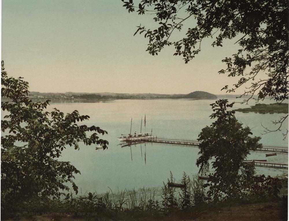 Saratoga Lake, New York