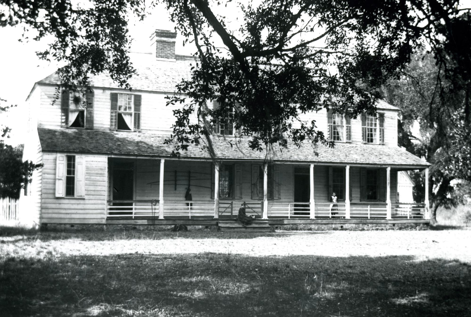 Plantations, Middleburg Plantation