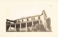 19 King Street After the 1938 Tornadoes