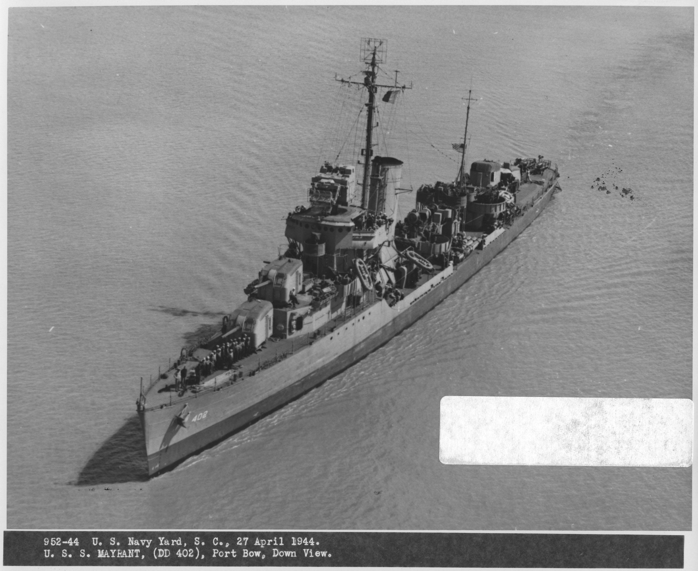 USS Mayrant