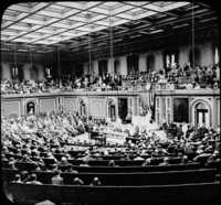 Joint Session of House and Senate, Washington, D.C.