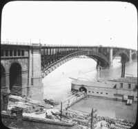 The Magnificent Eads Bridge, St. Louis, Mo.