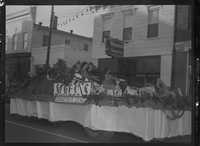 Front of Schein's Department store float