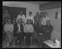 Men at Telephone Company