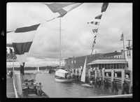 Sailing Regatta Beaufort Yacht Club visiting Yachtsmen Welcome
