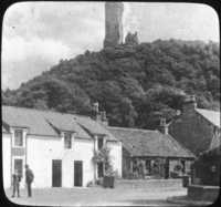 Wallace's Monument, Stirling, Scotland.