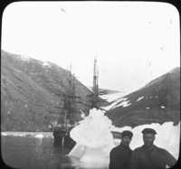 Windward and Eric-Peary Expedition, 1901-Greenland.