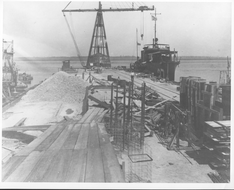 Pier 314 & USS Sterett