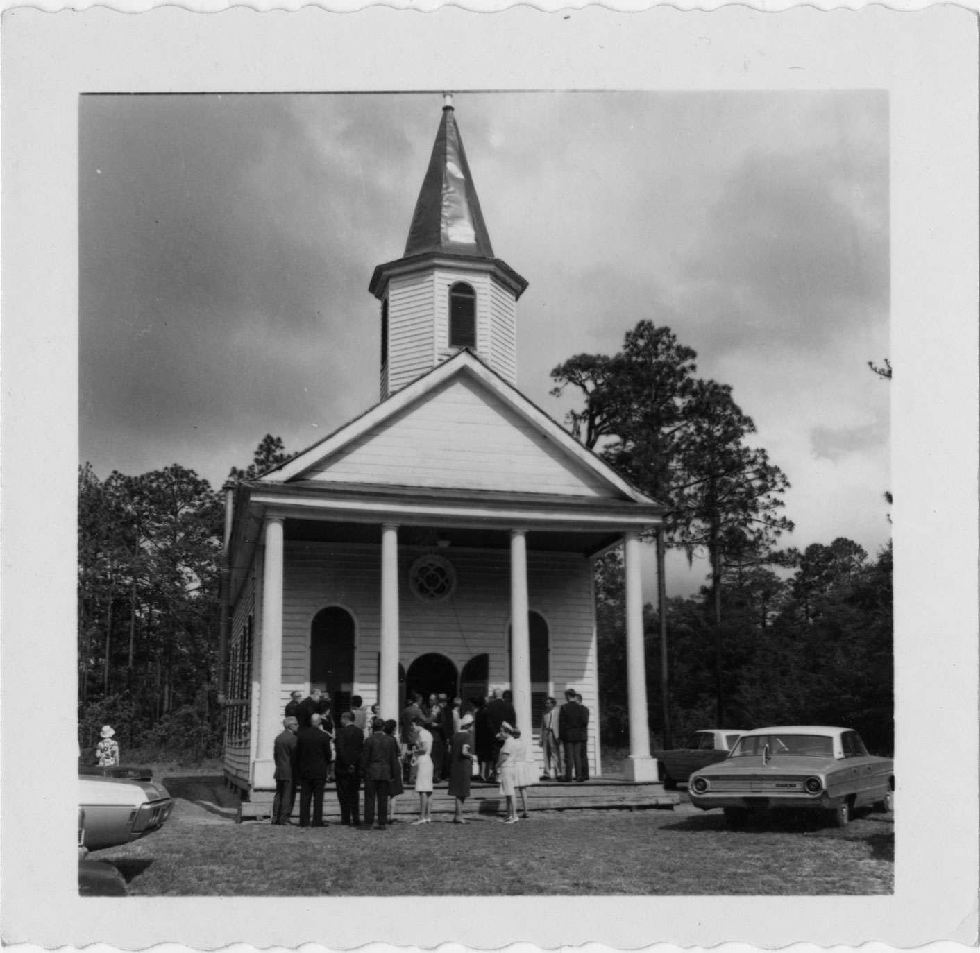 Stoney Creek Presbyterian Church, McPhersonville, SC