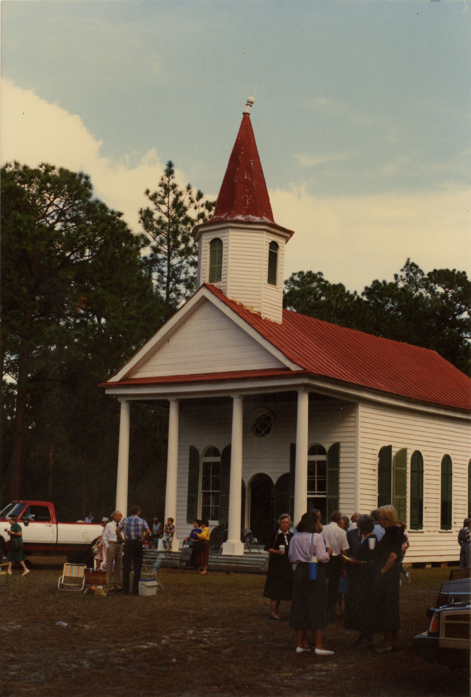 Stoney Creek Presbyterian Church, McPhersonville, SC