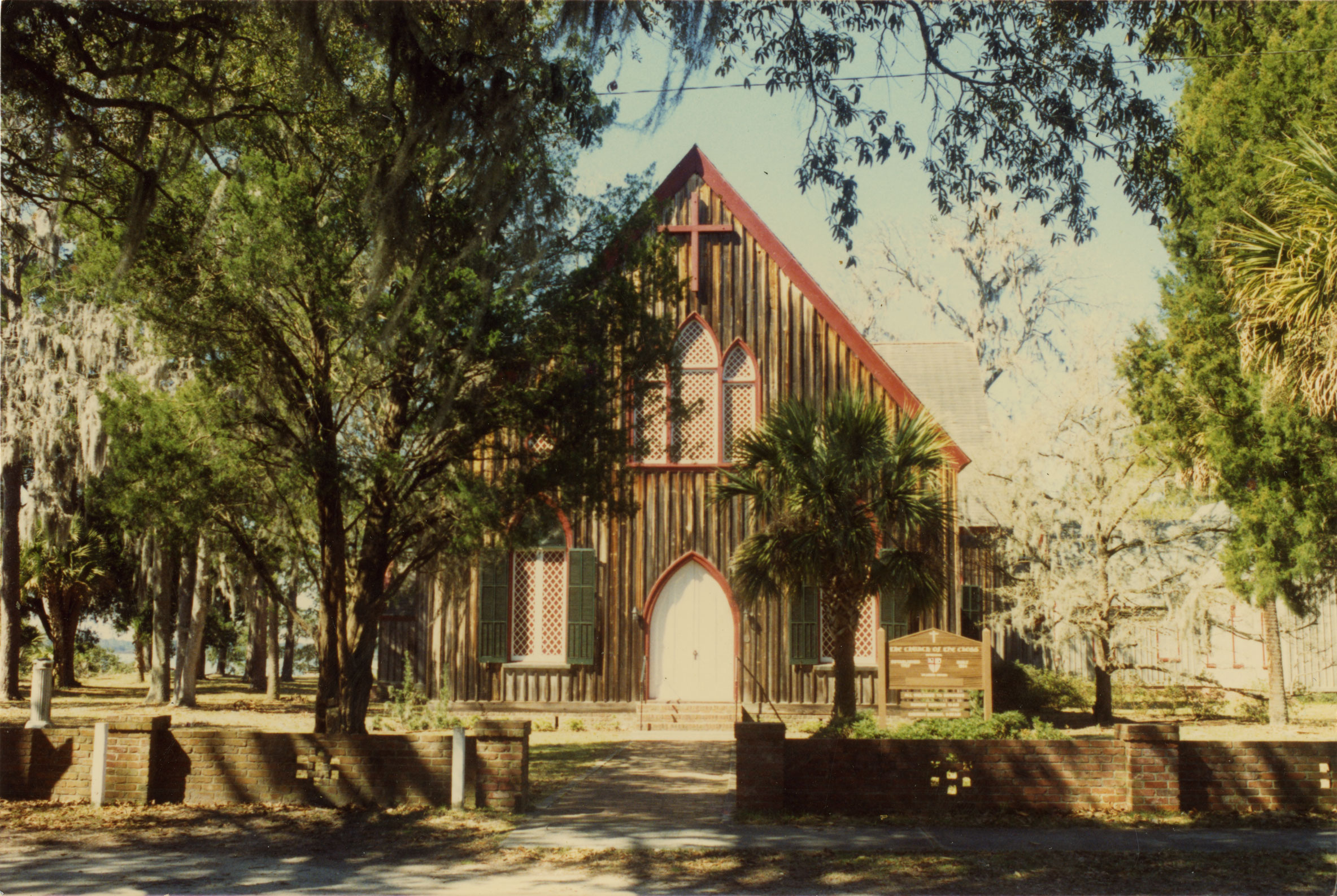 Church of the Cross Bluffton, SC