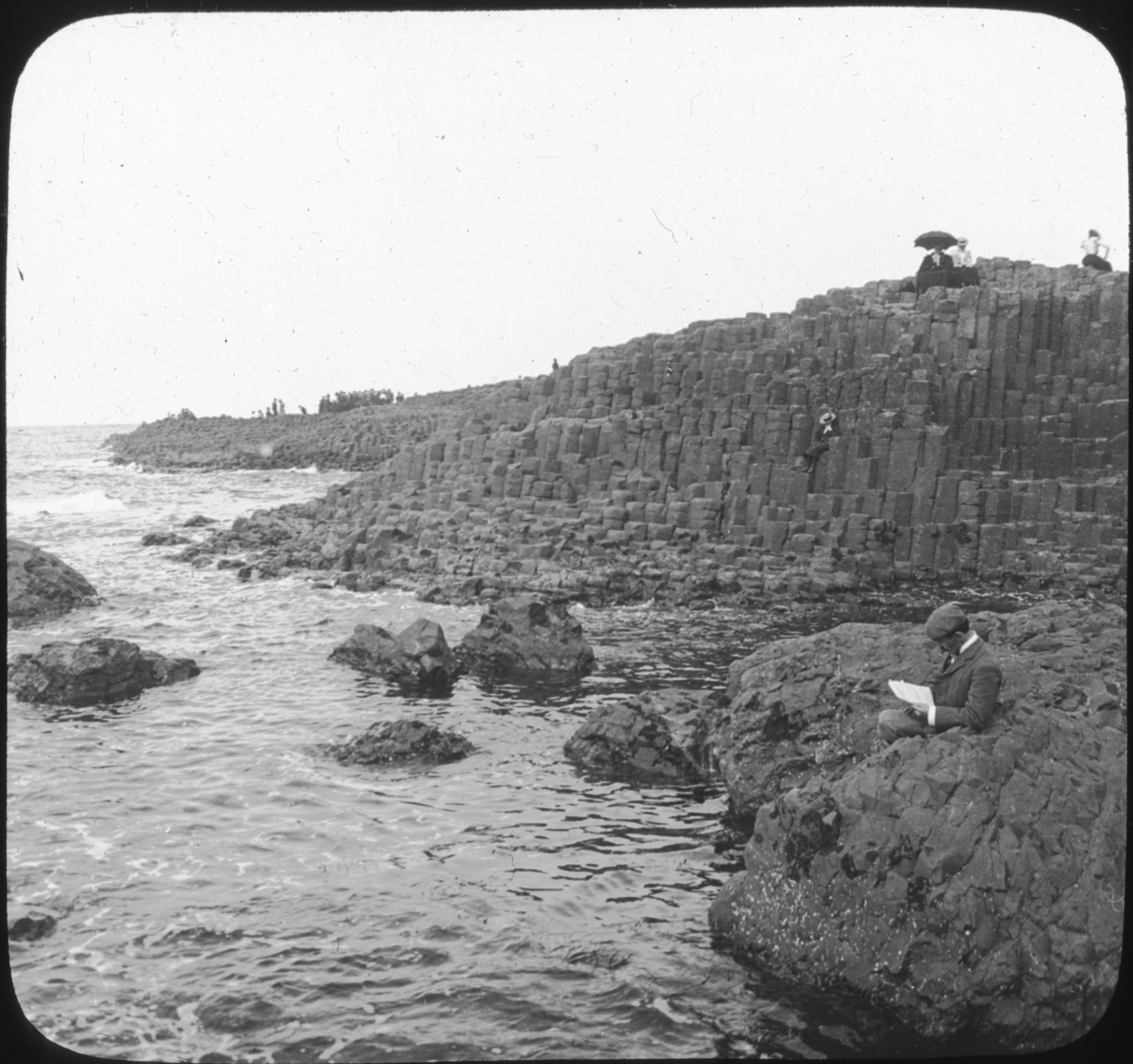 Giant's Causeway, Ireland.